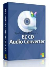 EZ CD Audio Converter Crack 8.0.5 + Free Download