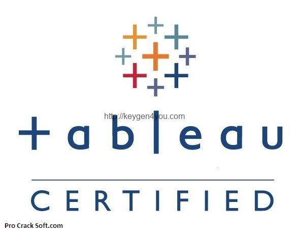 Tableau Desktop Download 2020.1 with Registration Key [Win+Mac]
