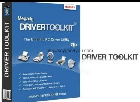 Driver Toolkit Crack v8.6 + License Key Free Download