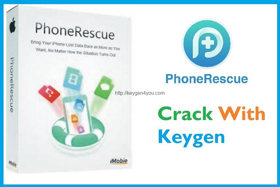 PhoneRescue 6.4.1 Crack Activation Code Full Download