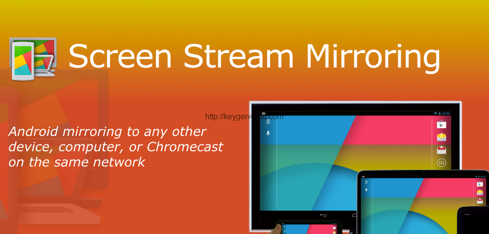 screen stream mirroring keygen4you