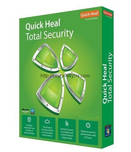 Quick Heal Free Crack Total Security + Product Key 2021