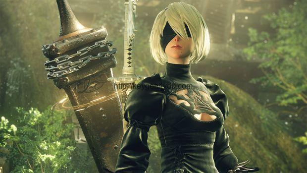 Nier Automata PC Crack Free