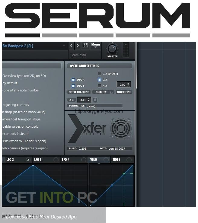 Xfer Serum 2021 Crack PC Free Download with key[100% Working]