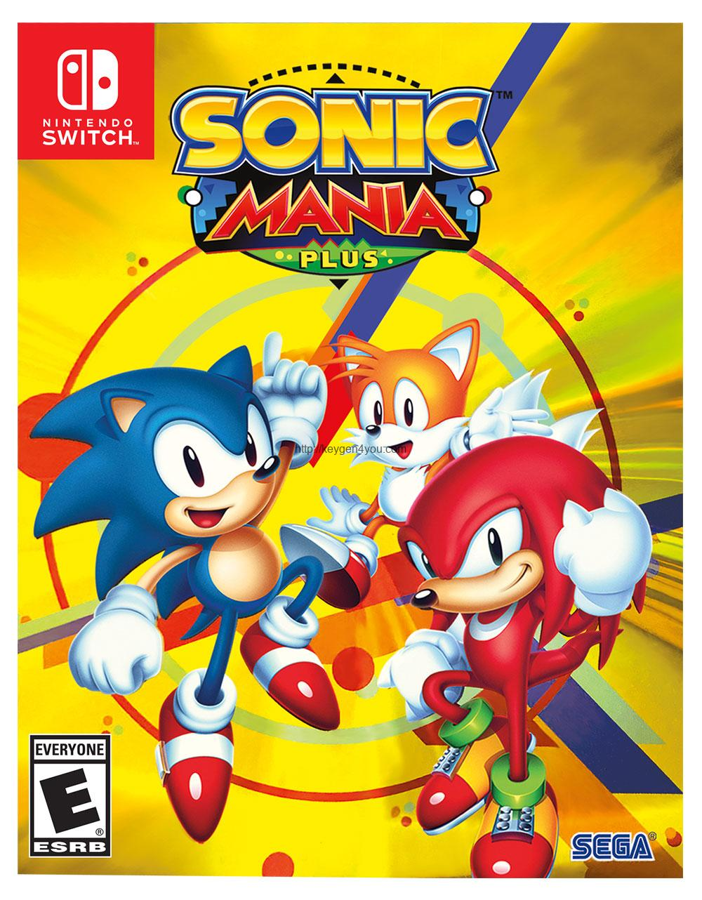 Sonic Mania PC Crack latest version Download Free 2021