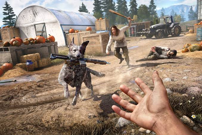 Far Cry 5 2020 Crack Torrent Download With License Key Full Pc Version