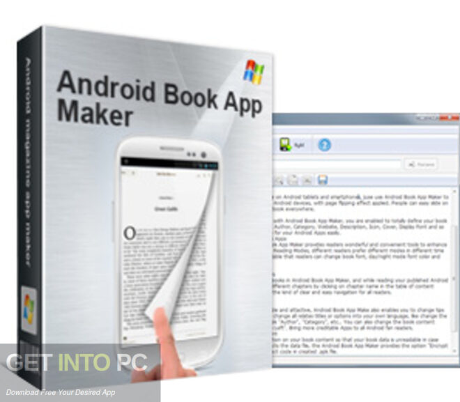 Android Book App Maker Professional  Crack Free Download