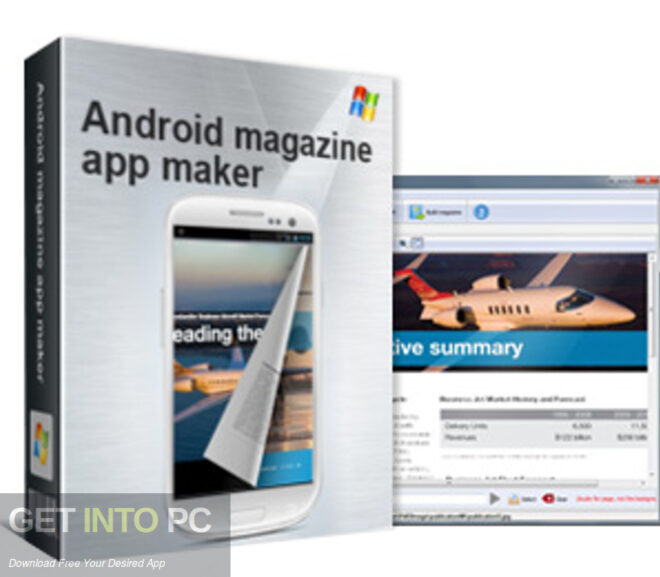 Android Magazine App Maker Crack Professional Free Download
