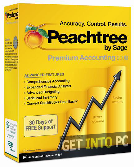 Peachtree 2008 Free Download