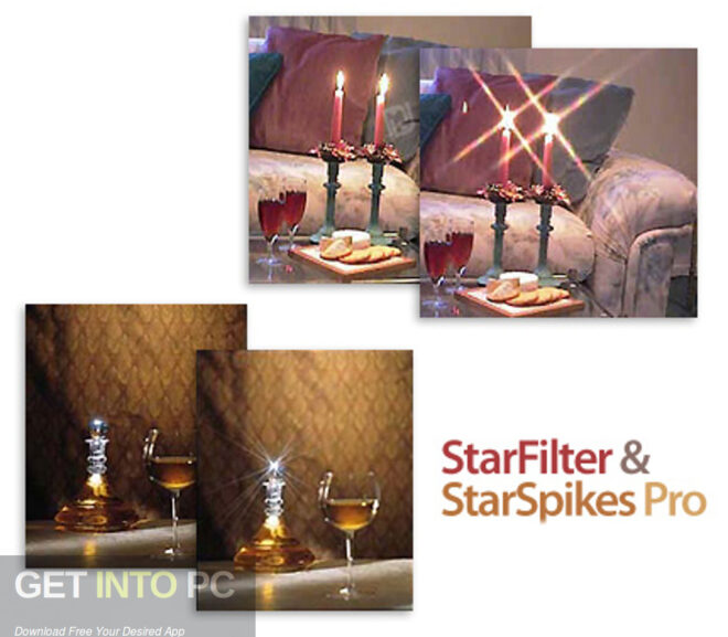StarFilter and StarSpikes Pro Crack Photoshop Plugin Free Download