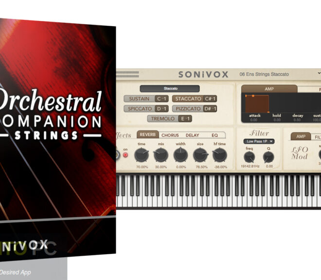 Orchestral Companion Strings VST Free Download